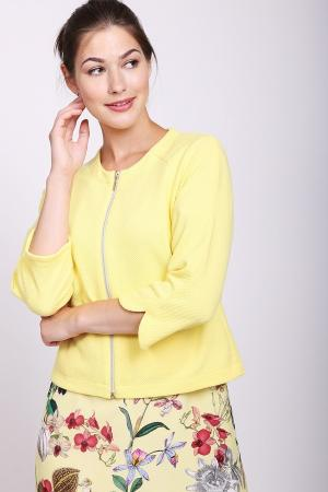 Жакет Betty and Co. Цвет: жёлтый
