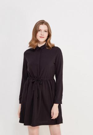 Платье Befree BE031EWYMF47. Цвет: черный