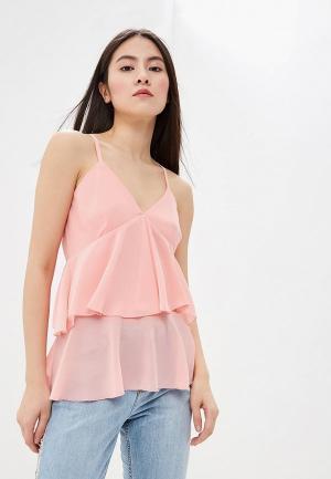 Топ Liu Jo. Цвет: розовый