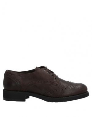 Обувь на шнурках CREATIVE. Цвет: темно-коричневый