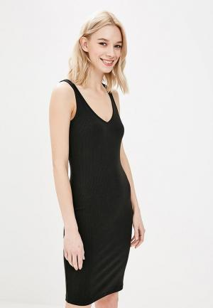 Платье Befree BE031EWBAAK5. Цвет: черный