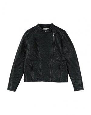 Куртка GAUDÌ. Цвет: черный