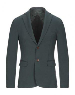 Пиджак TAKESHY KUROSAWA. Цвет: зеленый
