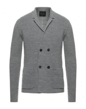 Пиджак ROBERTO COLLINA. Цвет: серый