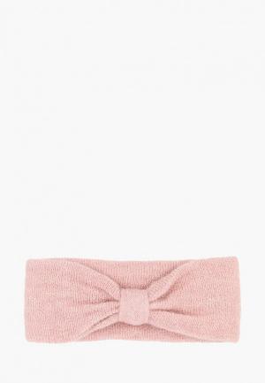 Повязка Pieces. Цвет: розовый