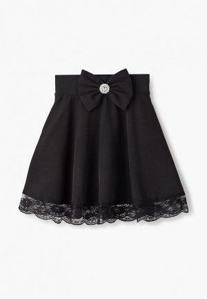 Юбка T&K. Цвет: черный