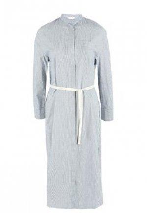 Платье SEMICOUTURE. Цвет: серый