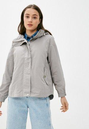 Ветровка Conso Wear. Цвет: серый