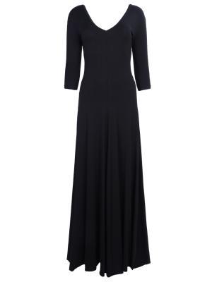 Элегантное платье GIO Guerreri. Цвет: черный