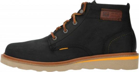 Ботинки мужские Jackson Mid, размер 42 Caterpillar. Цвет: черный