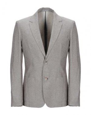 Пиджак CRUNA. Цвет: серый
