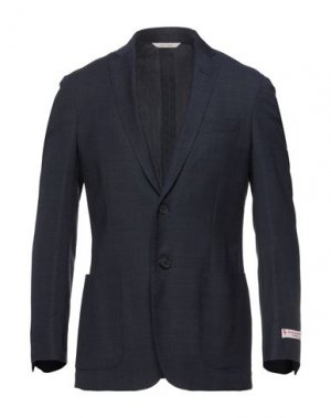 Пиджак BROOKS BROTHERS. Цвет: темно-синий