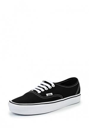 Кеды Vans UA AUTHENTIC LITE (Canvas)Blk/. Цвет: черный
