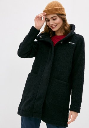 Шуба Columbia Panorama™ Long Jacket. Цвет: черный