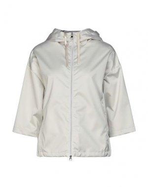 Куртка HETREGO'. Цвет: слоновая кость