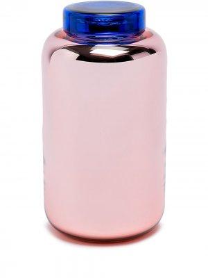 Большой контейнер Pulpo. Цвет: розовый
