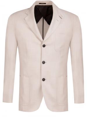 Классический пиджак из бамбука HOMAND