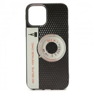 Чехол для iPhone 12 Pro Max Mishraboo. Цвет: чёрный