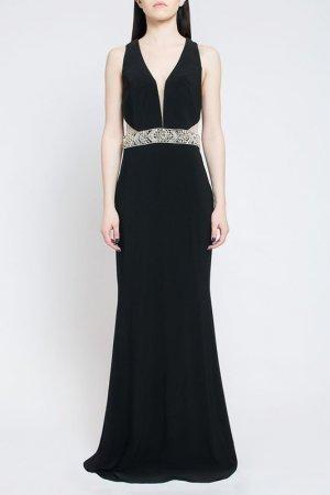 Платье FOREVER UNIQUE. Цвет: черный