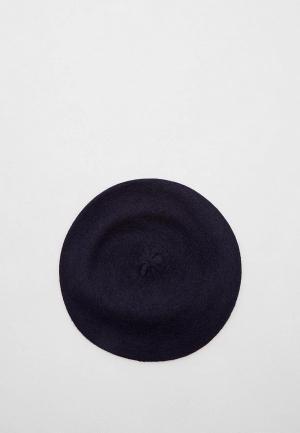 Берет Polo Ralph Lauren. Цвет: синий