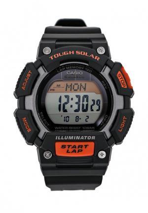 Часы Casio Collection STL-S110H-1A. Цвет: черный