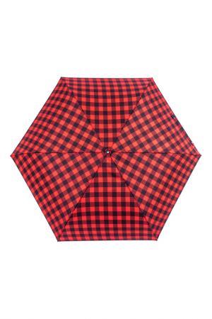 Зонт-автомат Flioraj. Цвет: бордовый