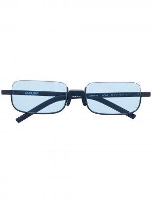Солнцезащитные очки Nobo AMBUSH. Цвет: синий