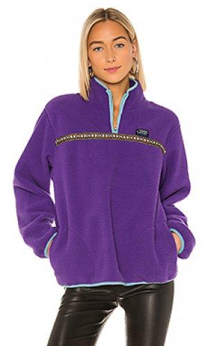 Пуловер Stussy. Цвет: фиолетовый