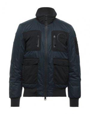 Куртка AERONAUTICA MILITARE. Цвет: темно-синий