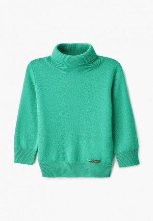 Свитер Norveg Cashmere. Цвет: зеленый