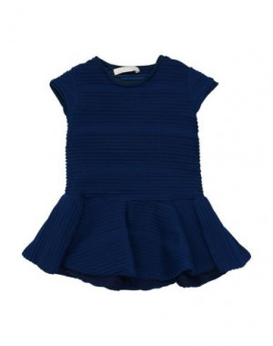 Платье ELSY. Цвет: синий