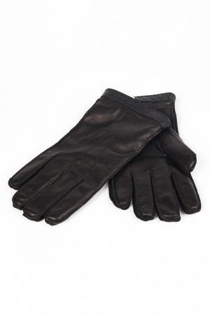 Перчатки Billionaire. Цвет: черный