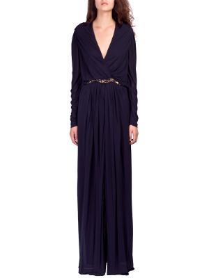 Платье Yigal Azrouel. Цвет: синий