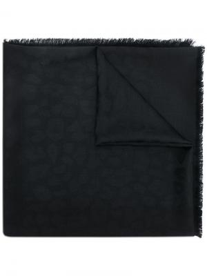 Kaia scarf Jimmy Choo. Цвет: черный
