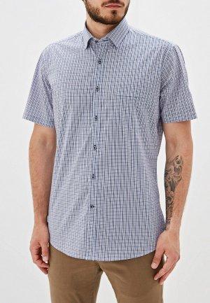 Рубашка Grostyle. Цвет: синий