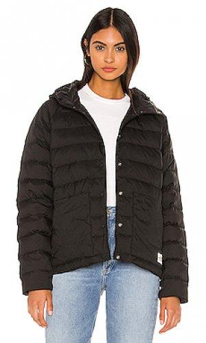 Дутая куртка leefline The North Face. Цвет: черный