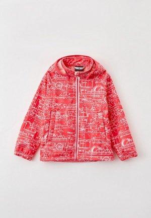 Куртка Lassie Eera. Цвет: розовый