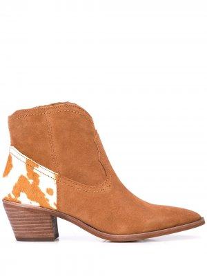 Ботинки Senica Dolce Vita. Цвет: коричневый