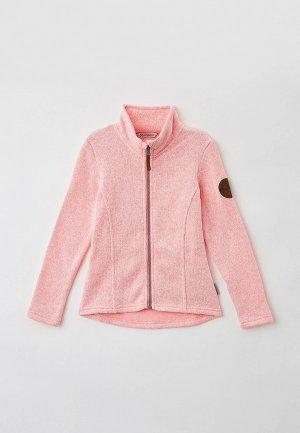 Олимпийка Outventure. Цвет: розовый
