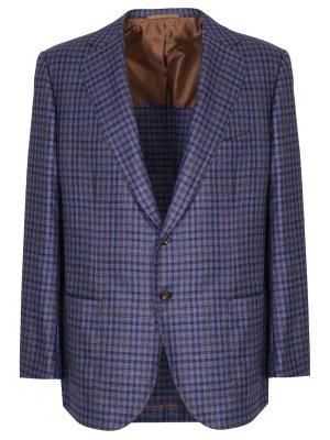Пиджак из кашемира и шелка ATTOLINI