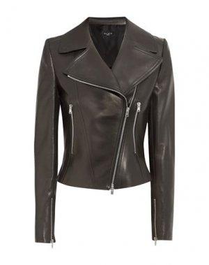 Куртка ALAÏA. Цвет: черный