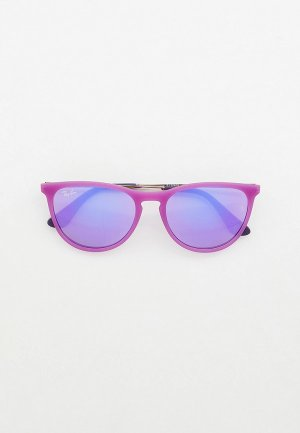Очки солнцезащитные Ray-Ban® RJ9060S 70084V. Цвет: фиолетовый