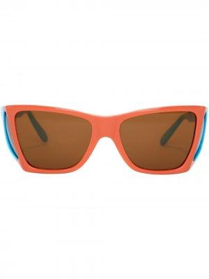Солнцезащитные очки из коллаборации с Persol JW Anderson. Цвет: оранжевый