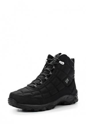Ботинки трекинговые Columbia FIRECAMP™ BOOT. Цвет: черный