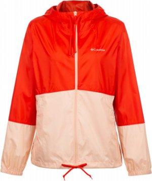 Ветровка женская Flash Forward™, размер 44 Columbia. Цвет: красный