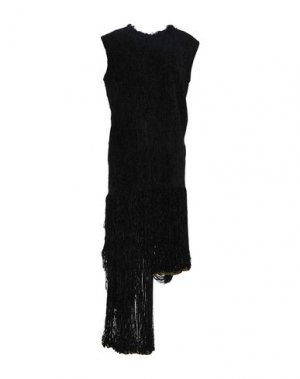 Короткое платье PORTS 1961. Цвет: черный