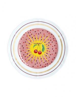 Блюдо BITOSSI HOME. Цвет: белый