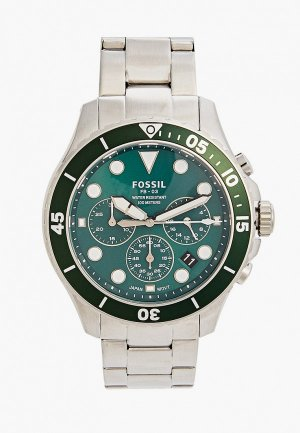 Часы Fossil FS5726. Цвет: серебряный