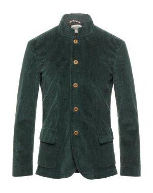 Пиджак MADSON. Цвет: темно-зеленый