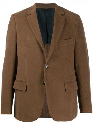 Пиджак Andy MP Massimo Piombo. Цвет: коричневый